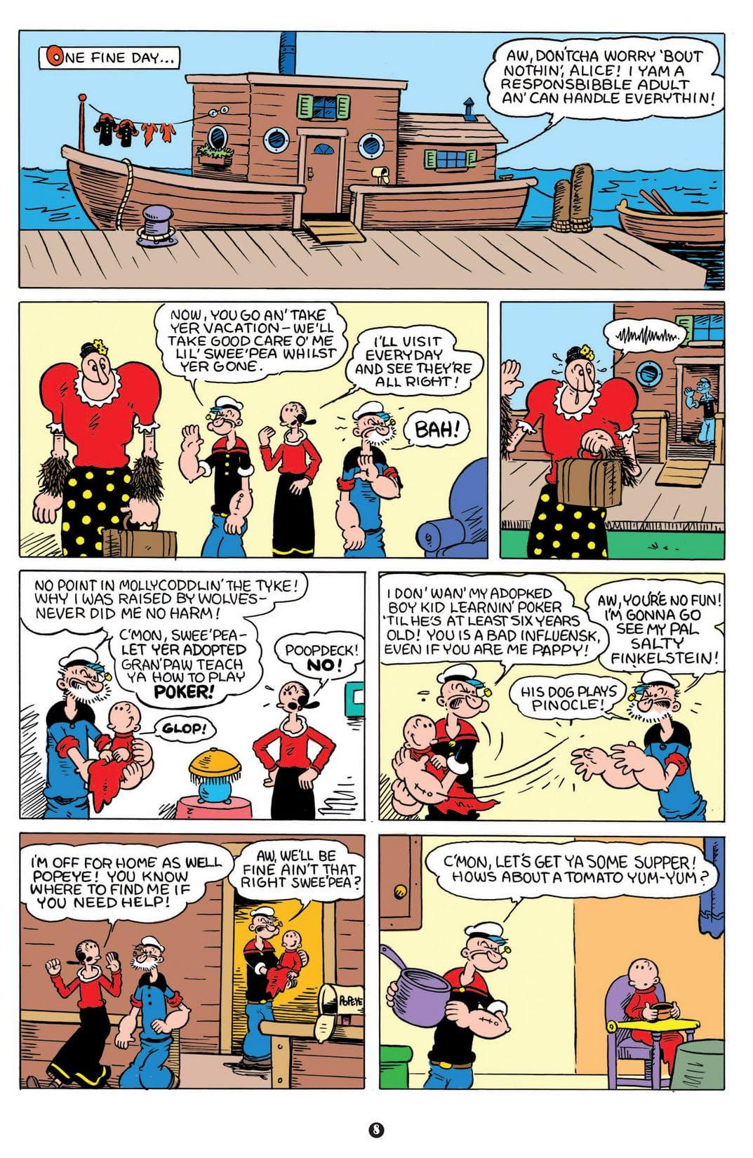 Popeye Vol. 2