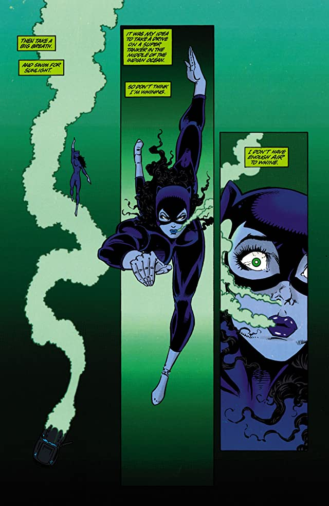 click for super-sized previews of Catwoman (1993-2001) #34