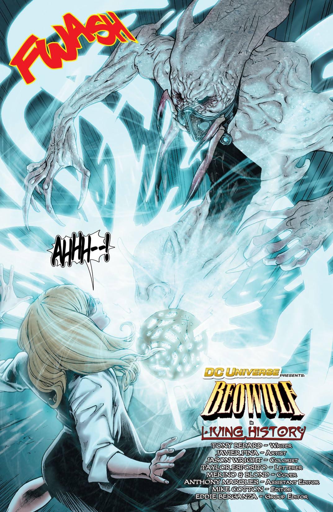 DC Universe Presents (2011-2013) #19