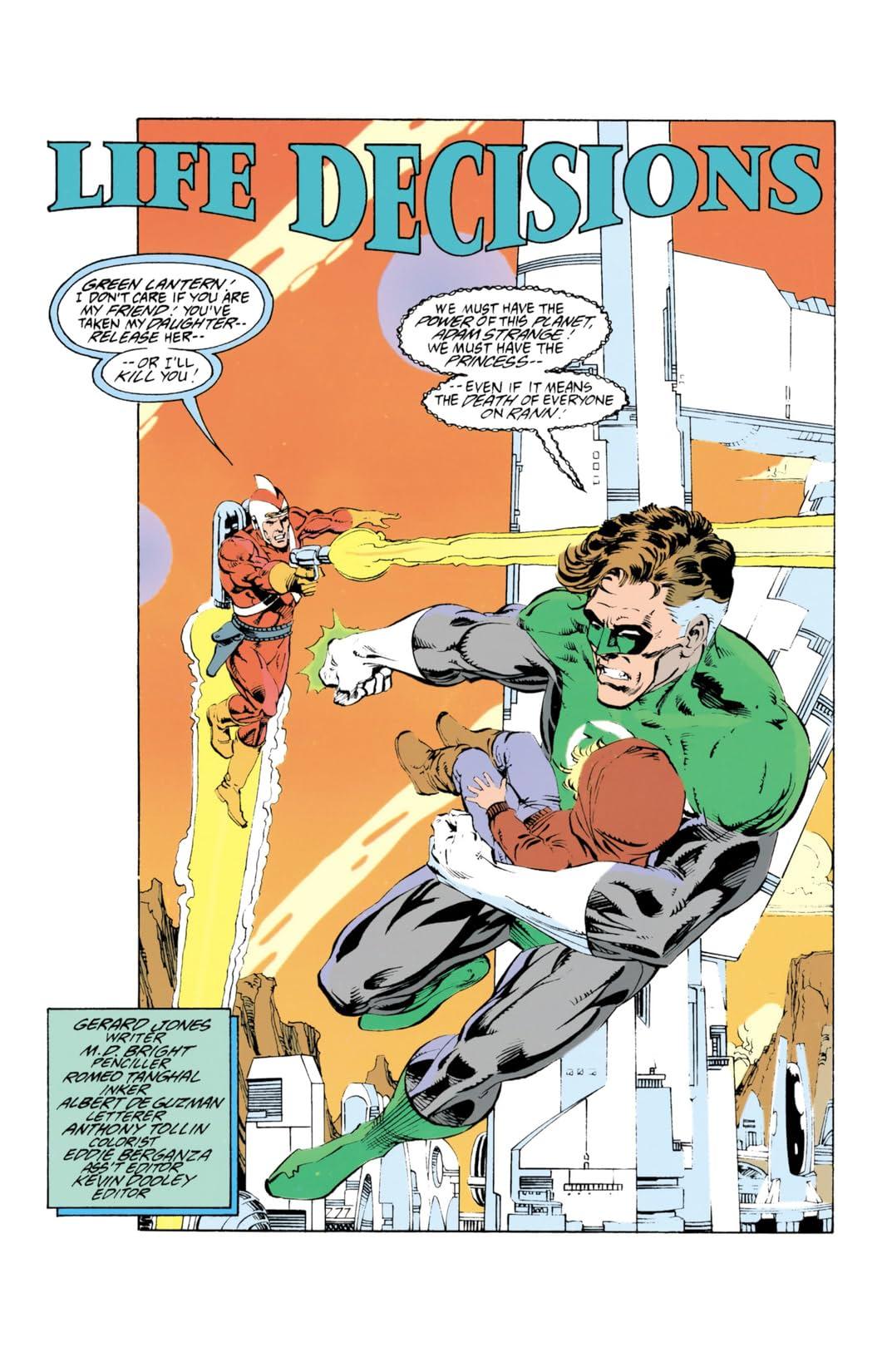 Green Lantern (1990-2004) #38