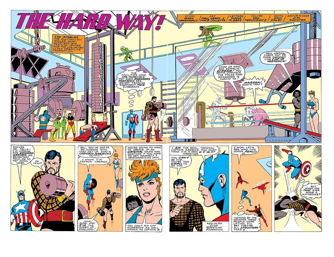 Captain America (1968-1996) #328