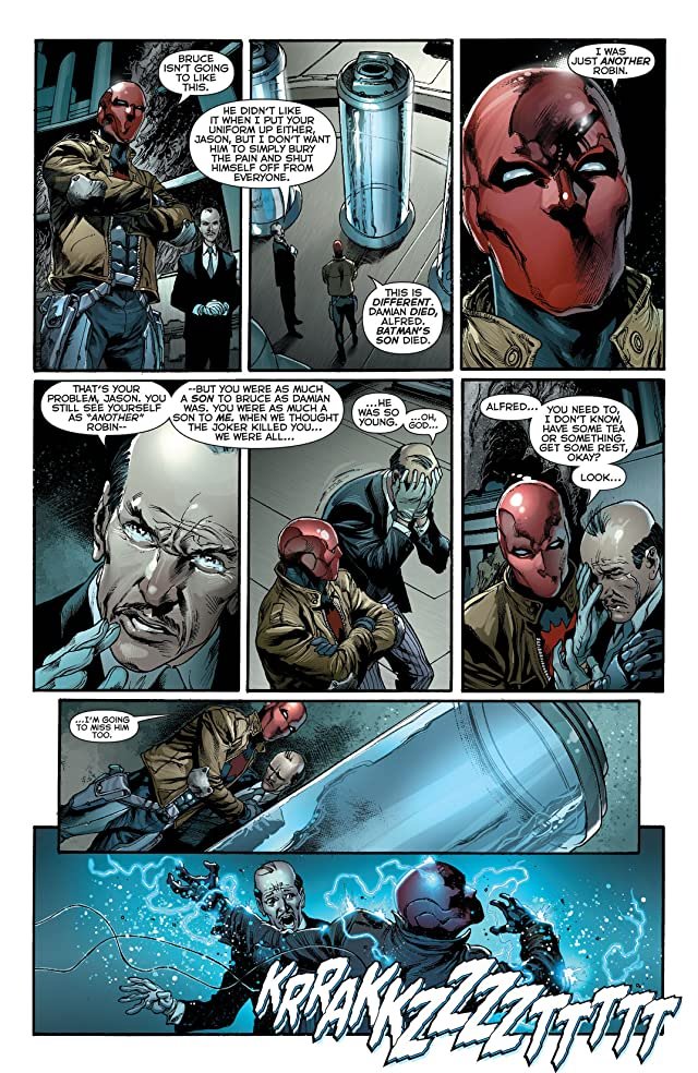 click for super-sized previews of Justice League (2011-) #19