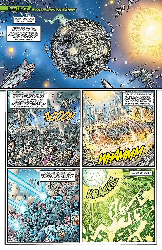 Legion of Super-Heroes (2011-2013) #19