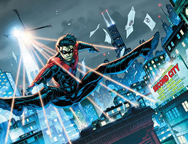 click for super-sized previews of Nightwing (2011-2014) #19