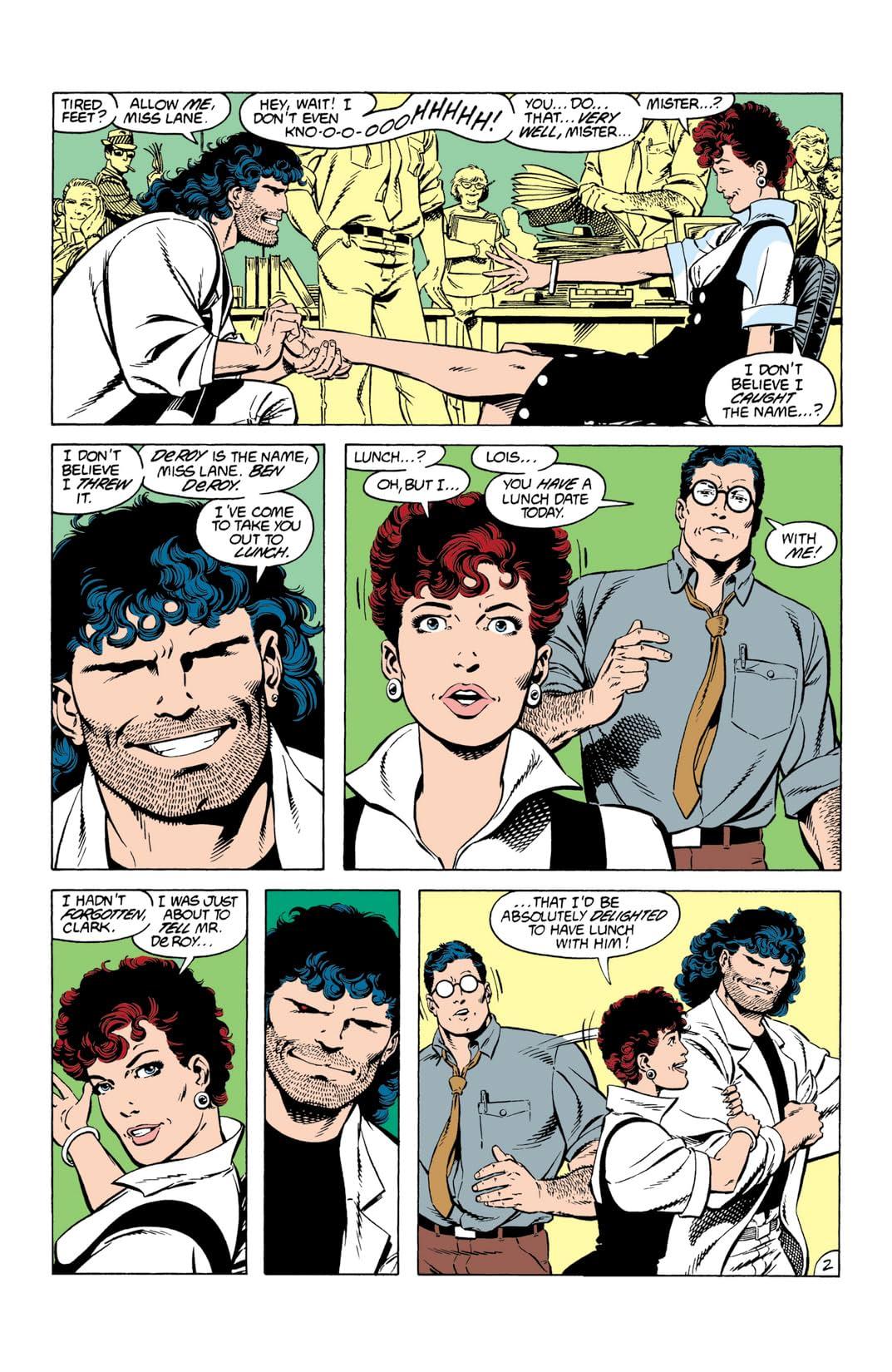 Superman (1987-2006) #11