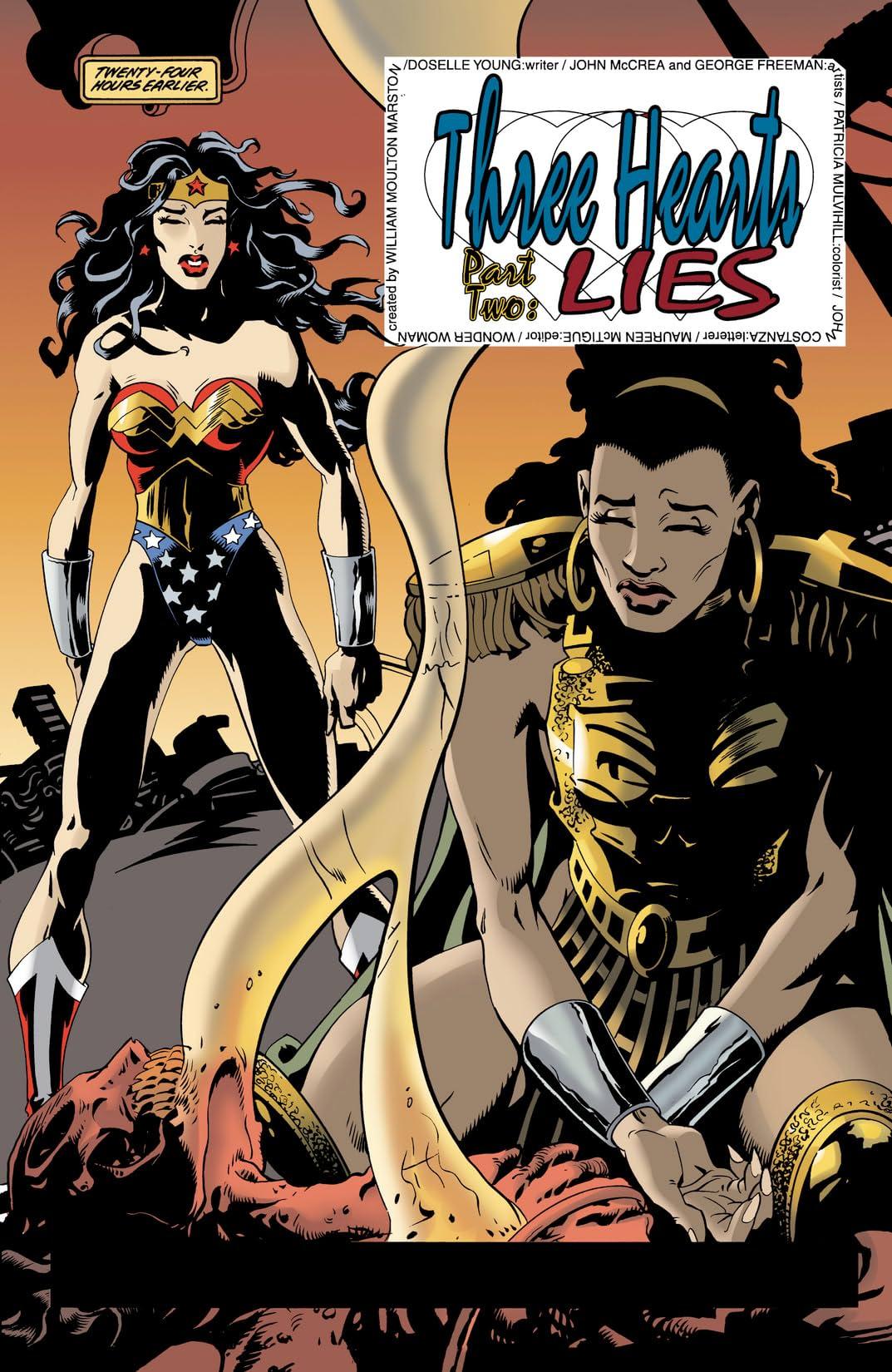 Wonder Woman (1987-2006) #155