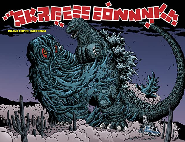 click for super-sized previews of Godzilla (2011-2013) #11