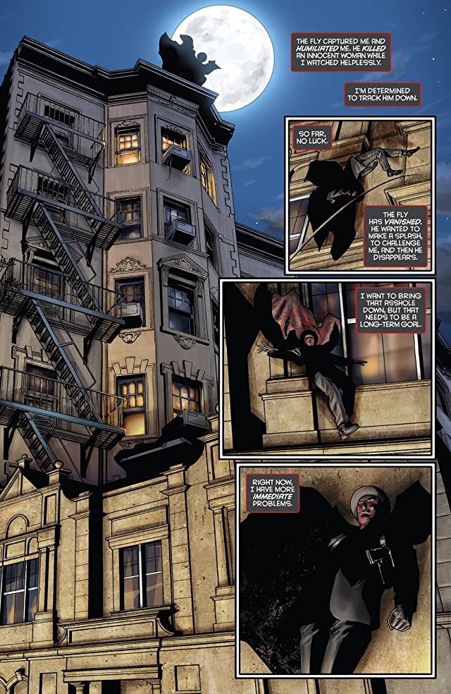 The Spider #11