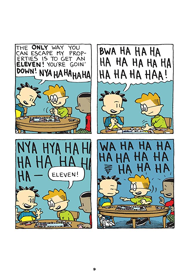 click for super-sized previews of Big Nate and Friends