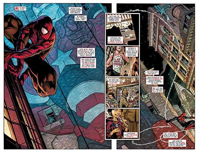 click for super-sized previews of Dark Reign: The List: Amazing Spider-Man