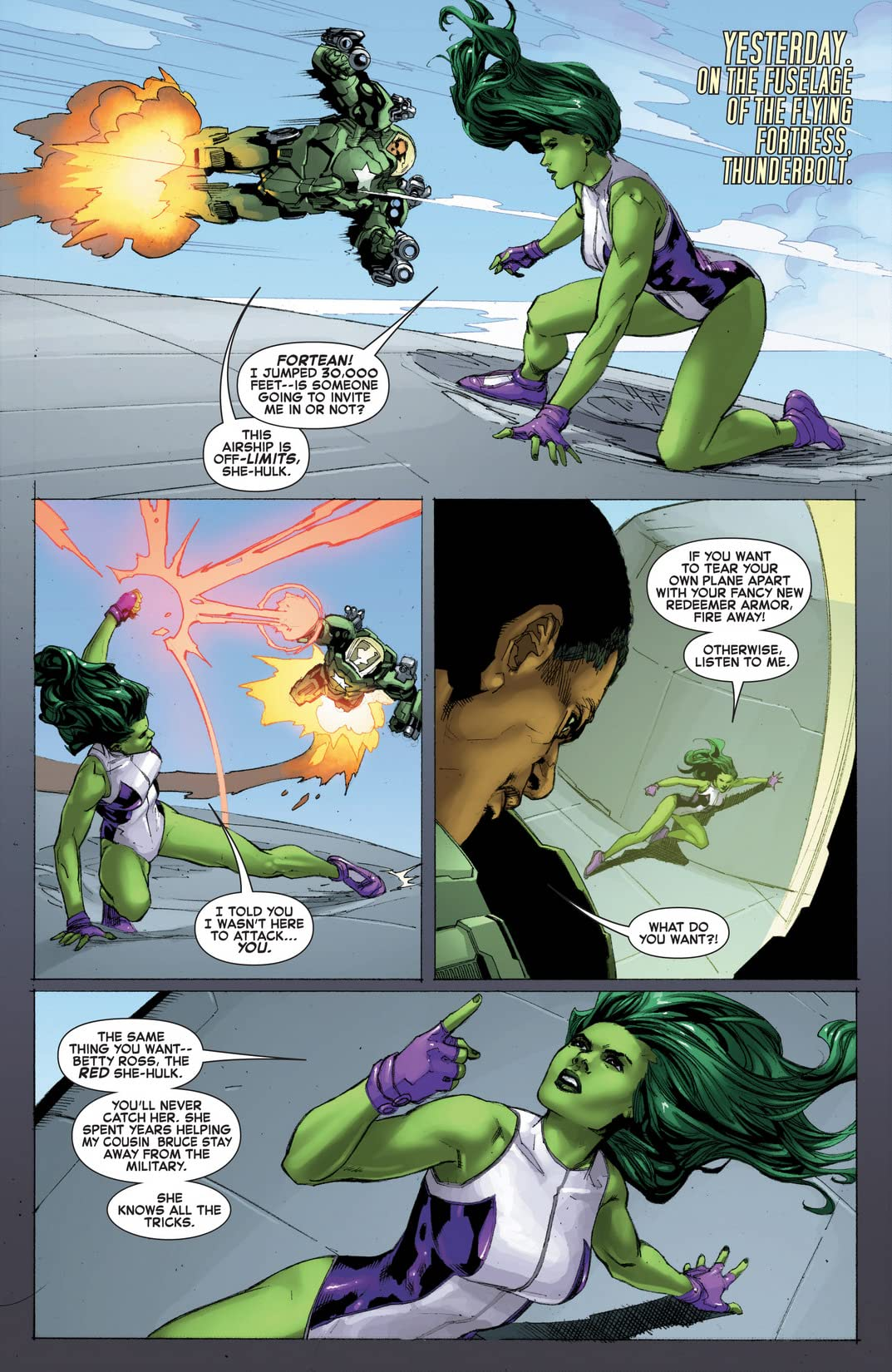 Red She-Hulk (2012-2013) #65