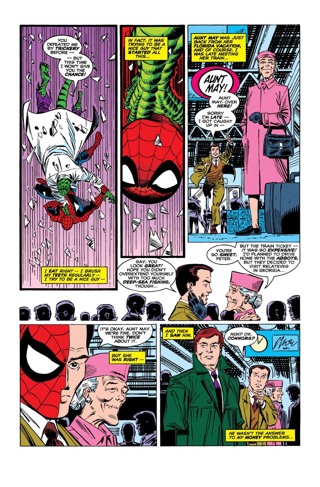 Untold Tales of Spider-Man #9