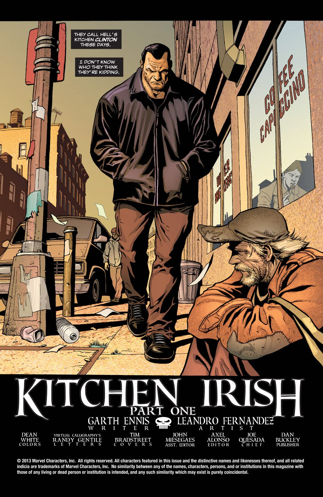 The Punisher (2004-2008) #7