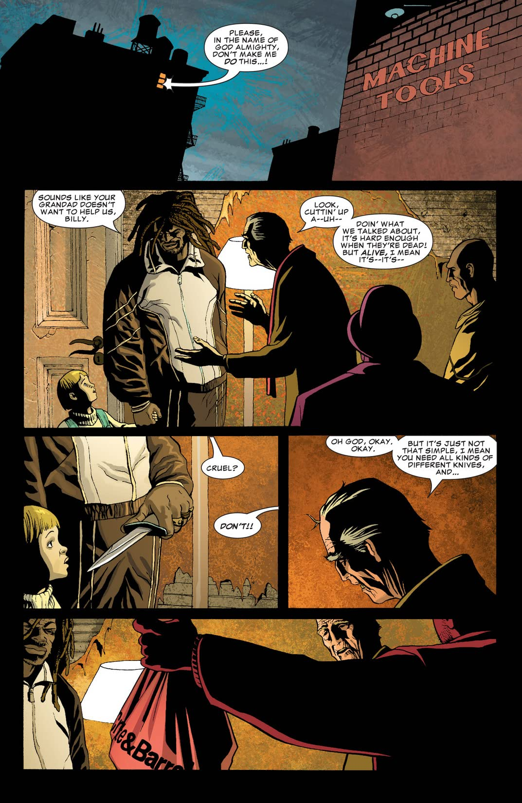 The Punisher (2004-2008) #8