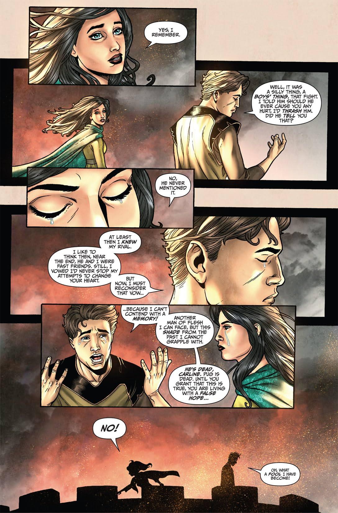Magician: Apprentice Riftwar Saga #14 (of 17)