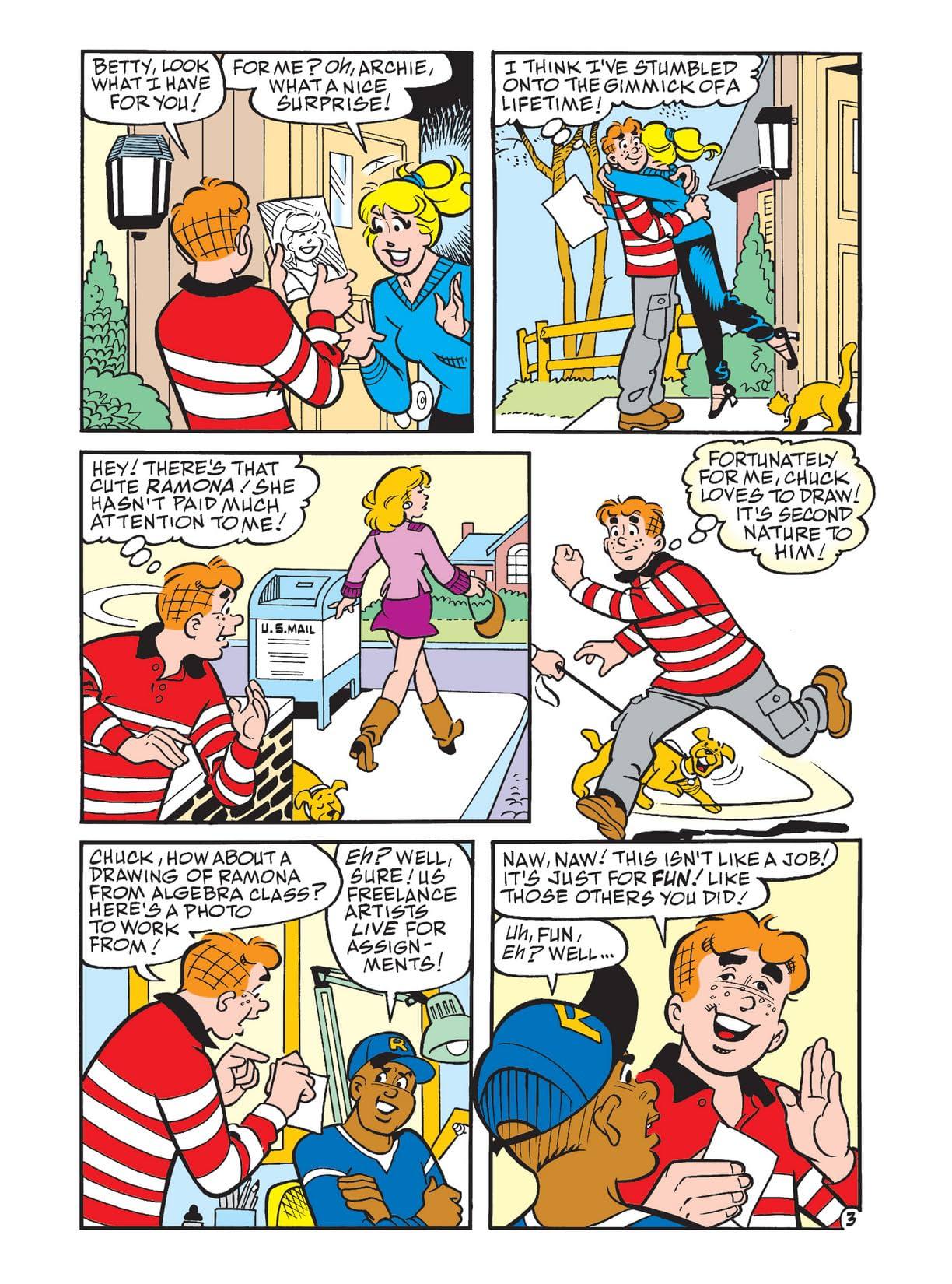 Archie Double Digest #239