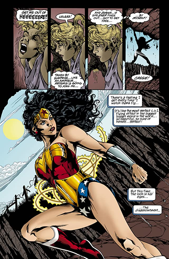 click for super-sized previews of Wonder Woman (1987-2006) #157