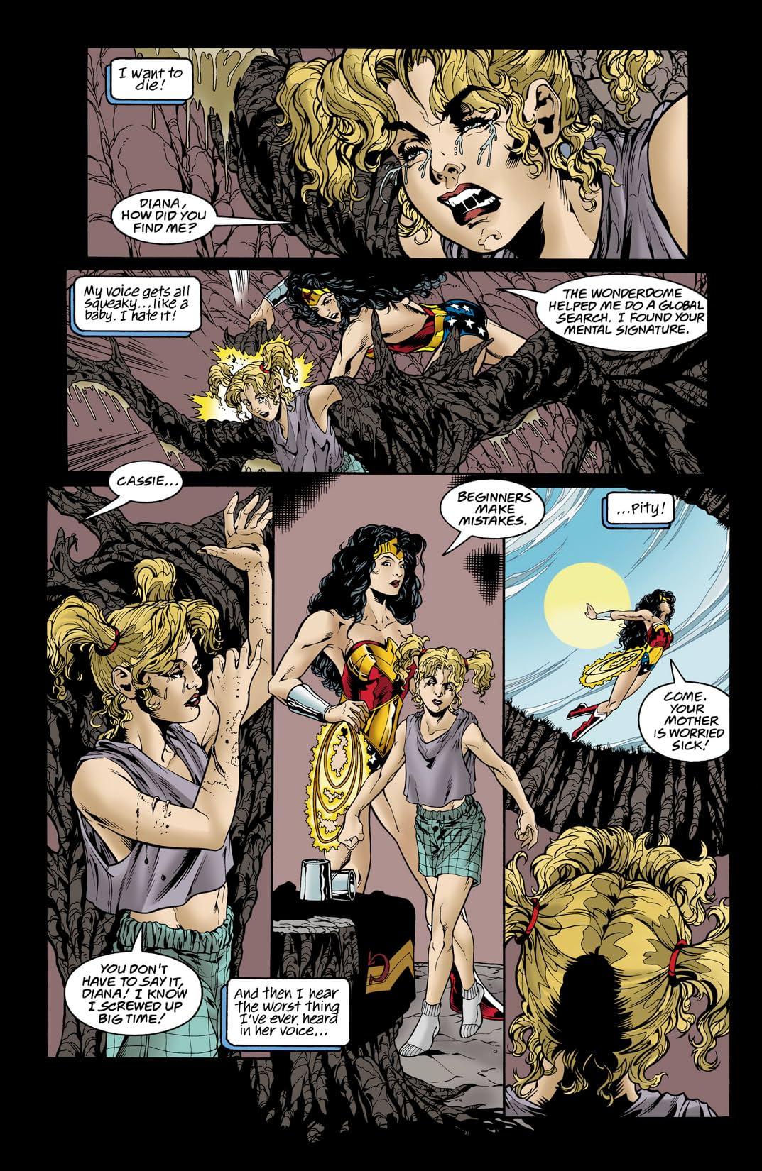 Wonder Woman (1987-2006) #157