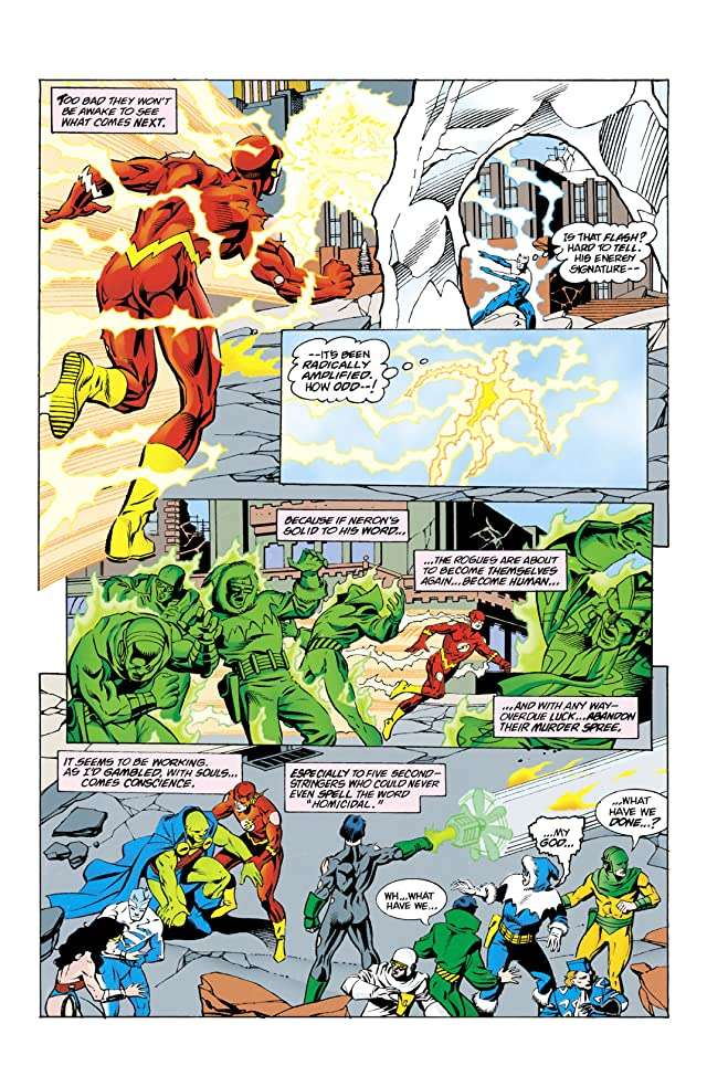 The Flash (1987-2009) #129