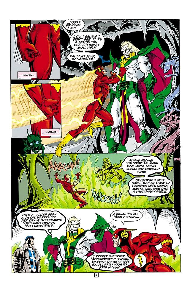 The Flash (1987-2009) #128