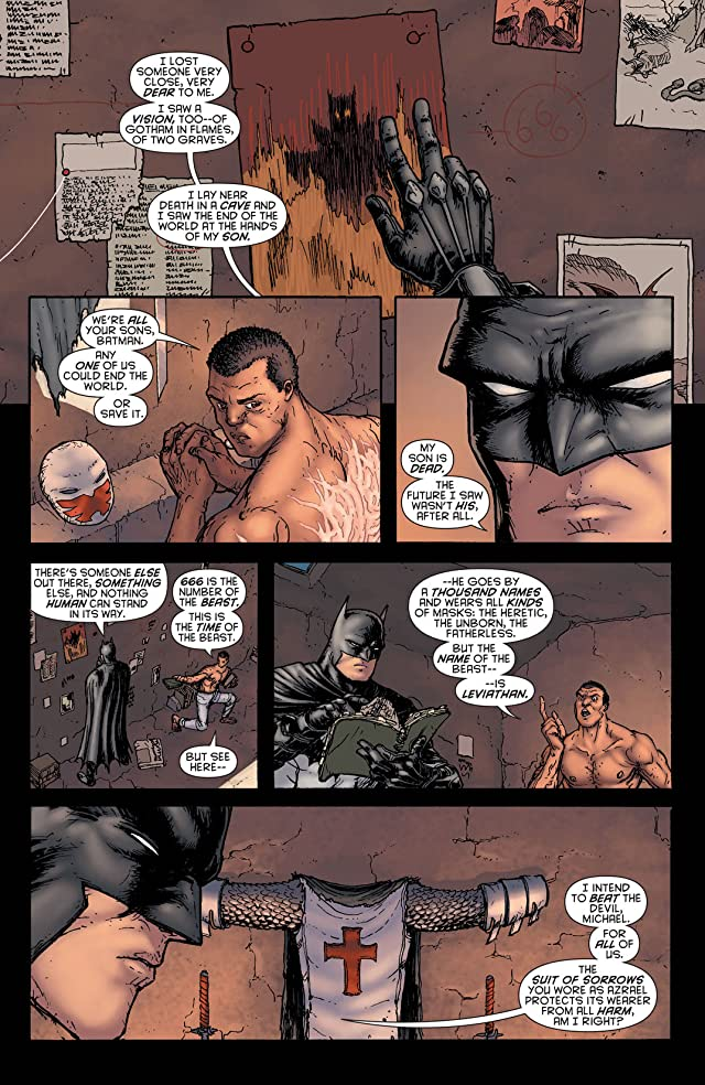 Batman Incorporated (2012-2013) #10