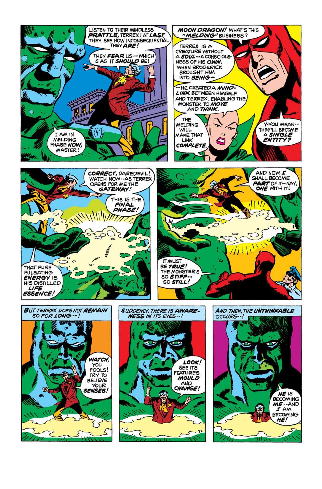 Daredevil (1964-1998) #107