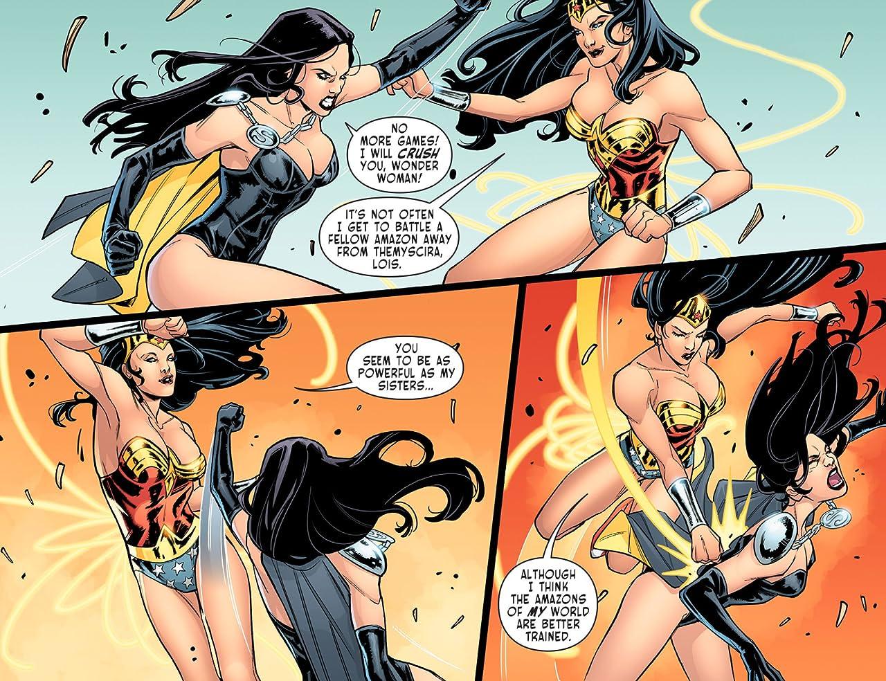 Sensation Comics Featuring Wonder Woman (2014-2015) #47
