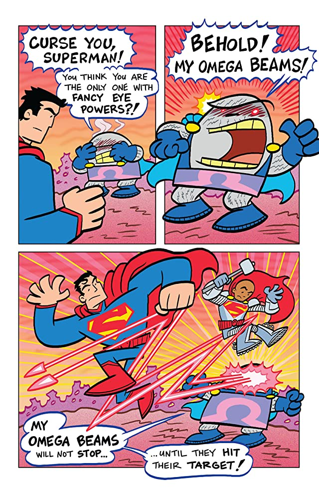 click for super-sized previews of Superman Family Adventures #12
