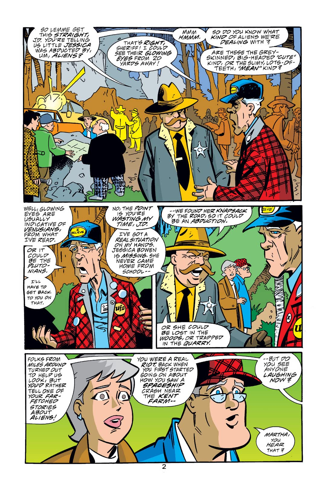 Superman Adventures (1996-2002) #48