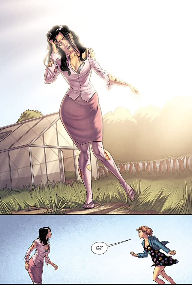 click for super-sized previews of Morning Glories Vol. 4: Truants