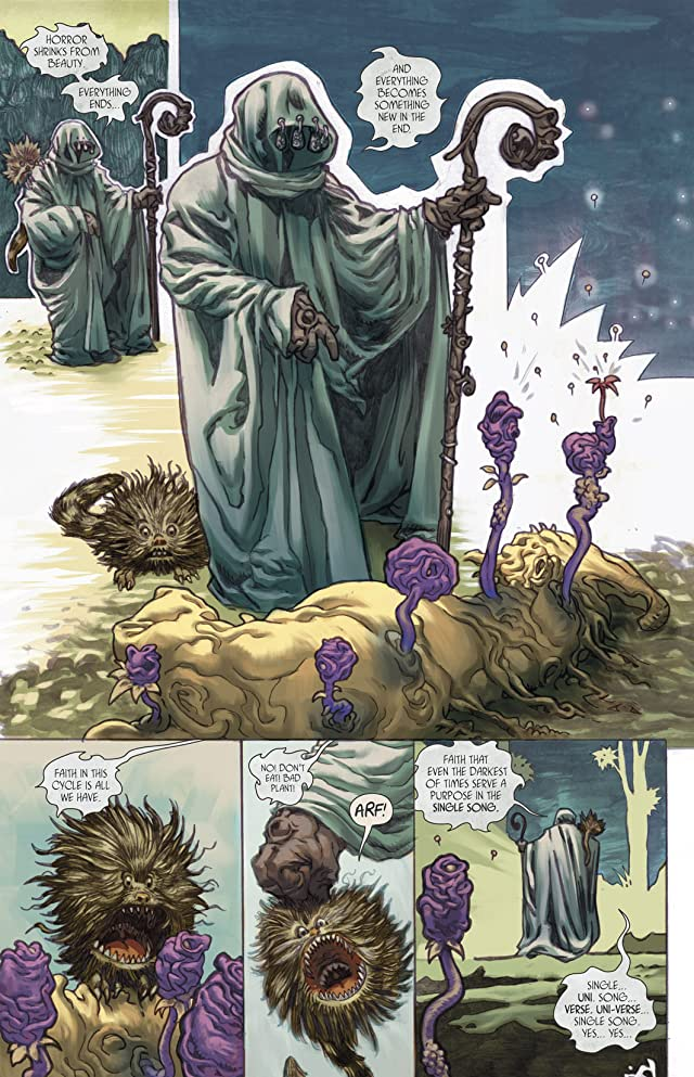 click for super-sized previews of Jim Henson's The Dark Crystal: Creation Myths Vol. 2