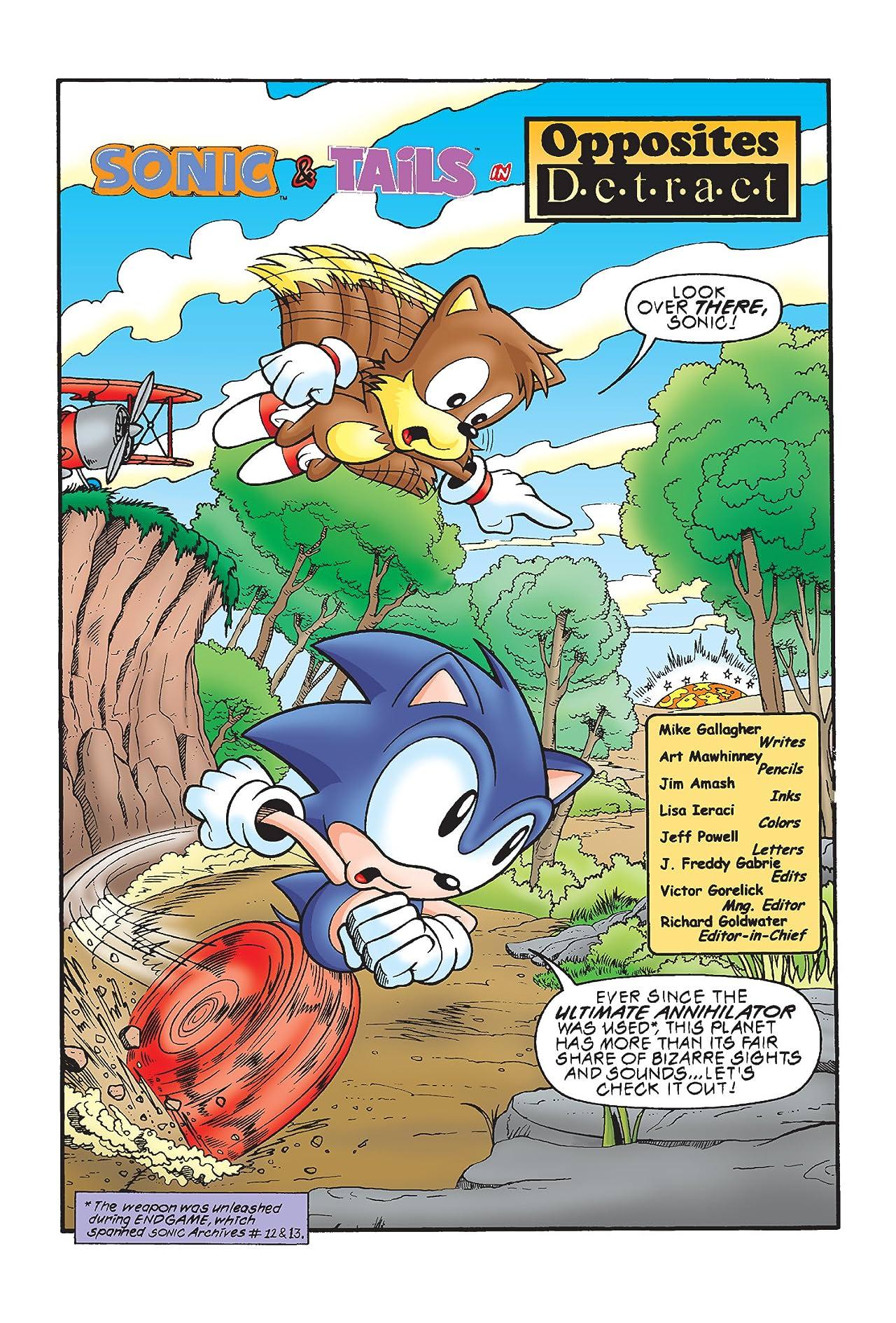 Sonic the Hedgehog #59