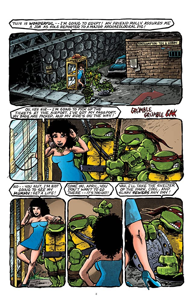 Teenage Mutant Ninja Turtles: Classics Vol. 4