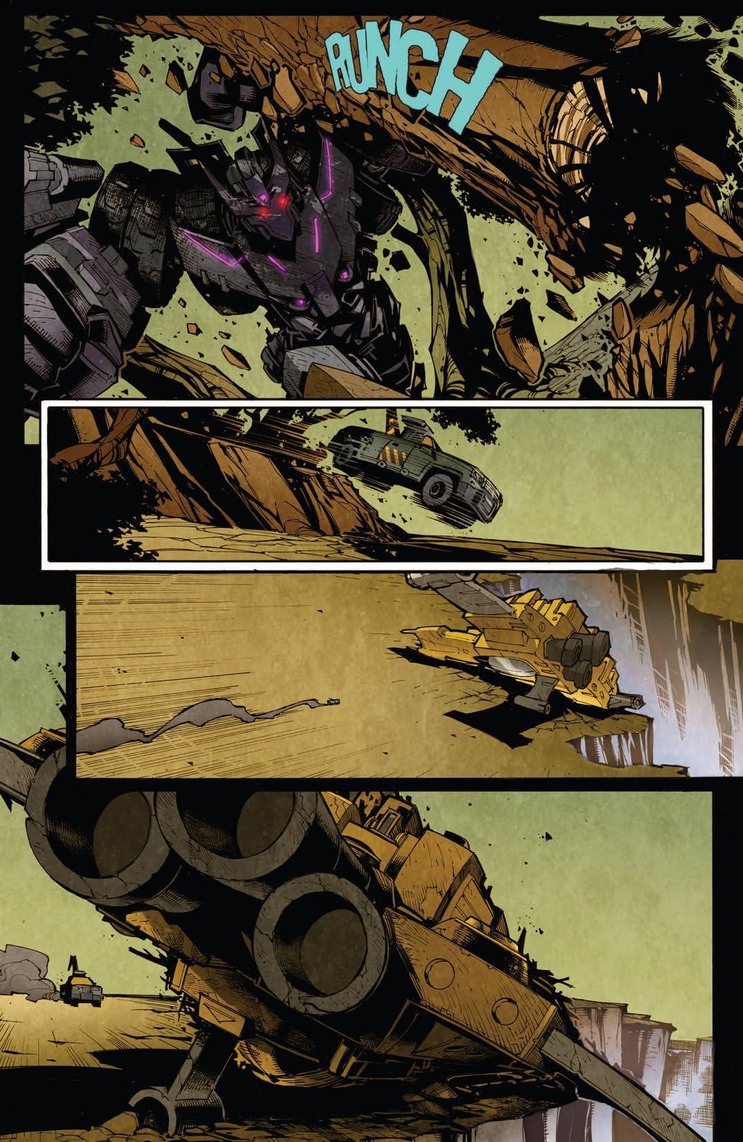 Transformers: Spotlight - Hoist #1