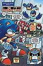 click for super-sized previews of Mega Man #25
