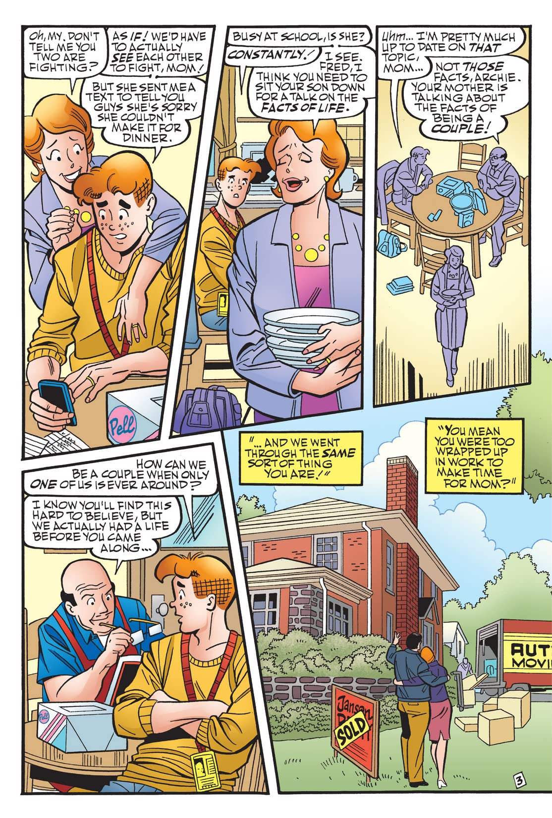 Archie Marries Betty #29