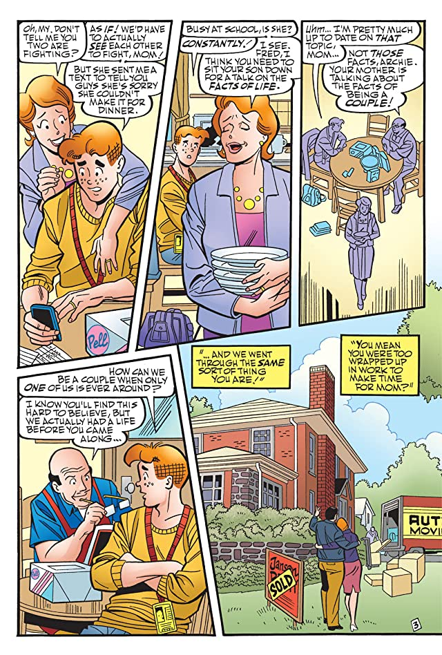 click for super-sized previews of Archie Marries Betty #29