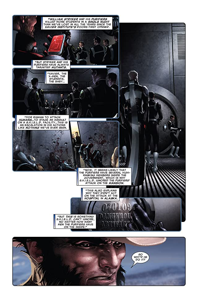 click for super-sized previews of X-Force (2008-2012) #1