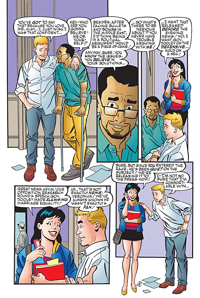 click for super-sized previews of Archie Marries Veronica #29