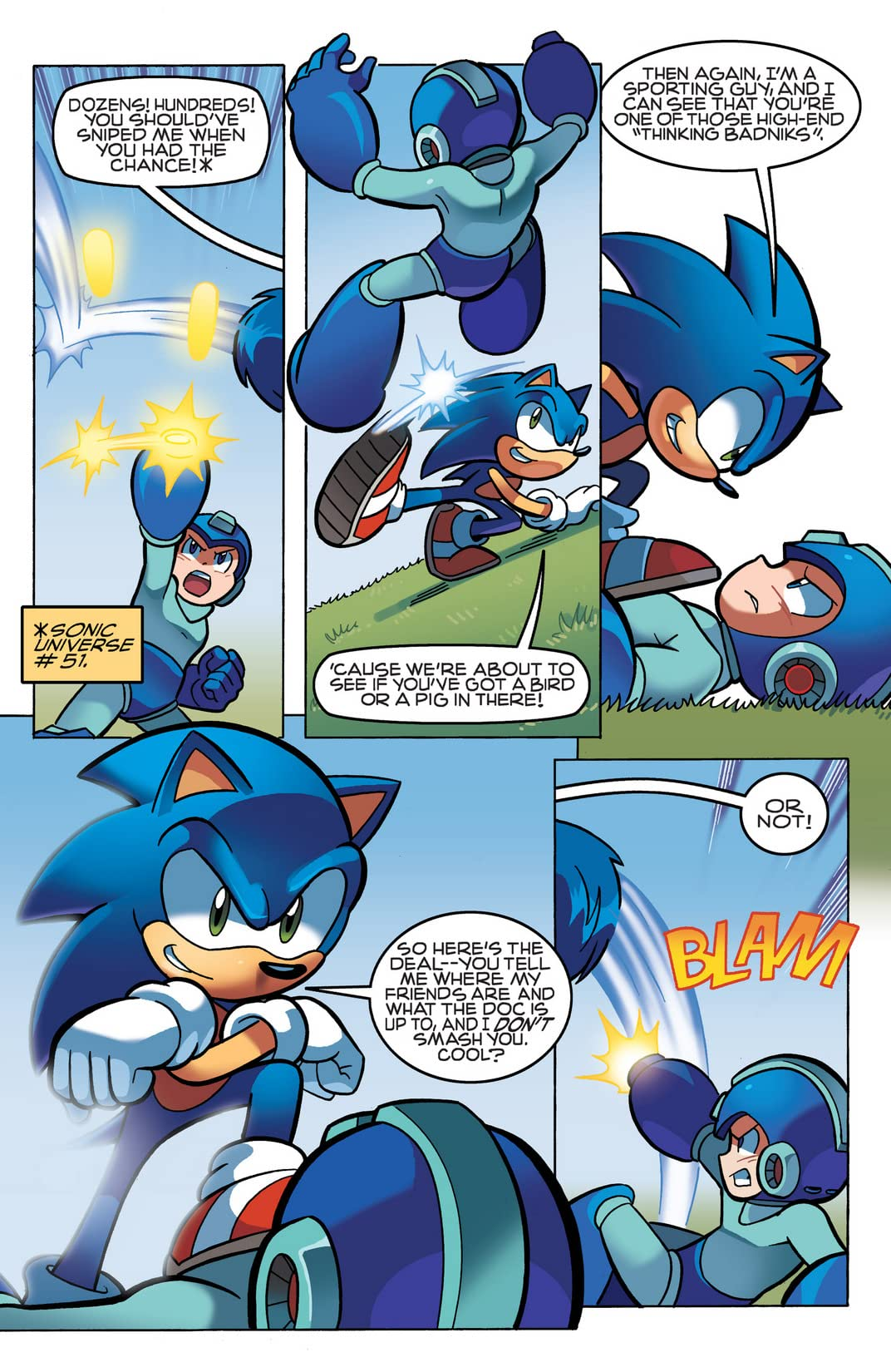 Sonic the Hedgehog #248