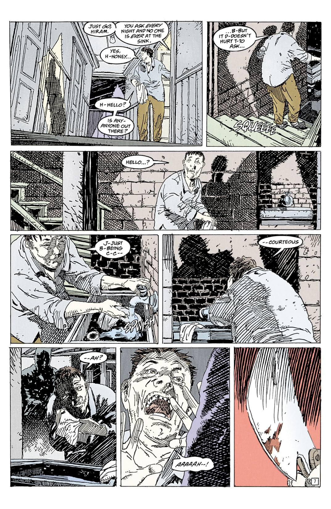 Sandman Mystery Theatre (1993-1999) #26