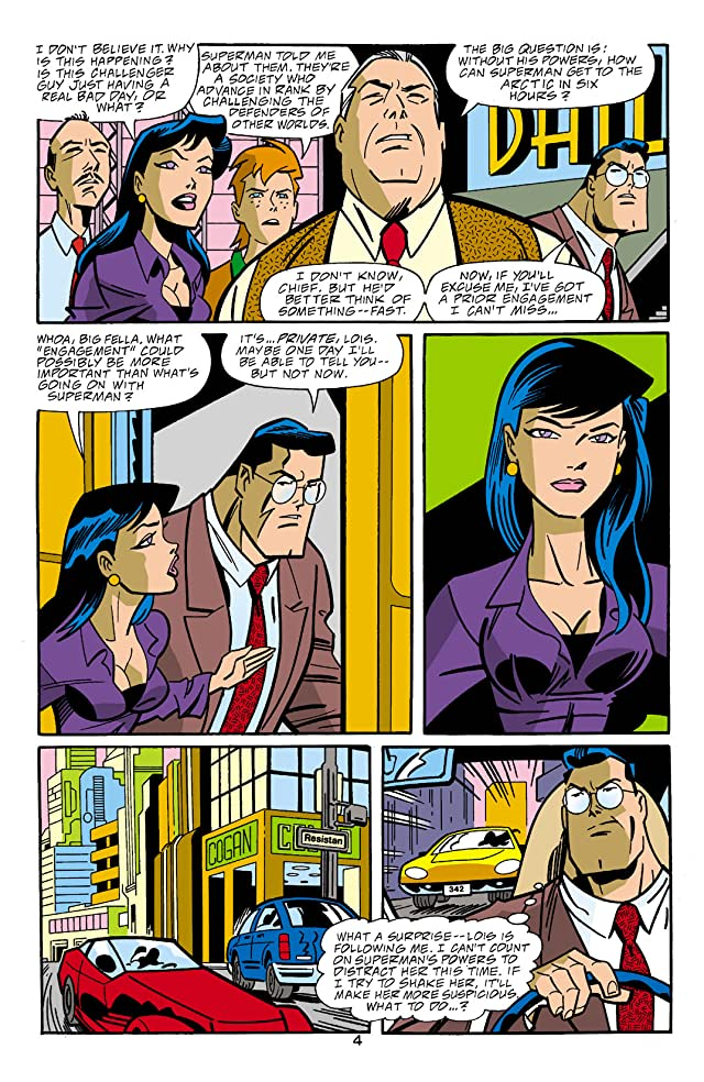Superman Adventures (1996-2002) #49