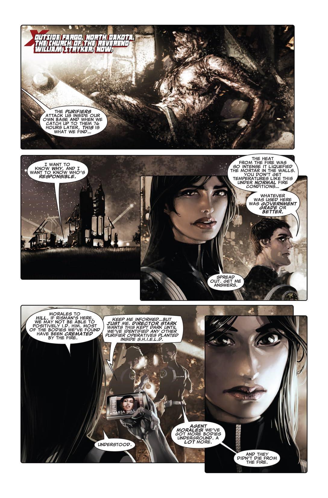 X-Force (2008-2012) #2