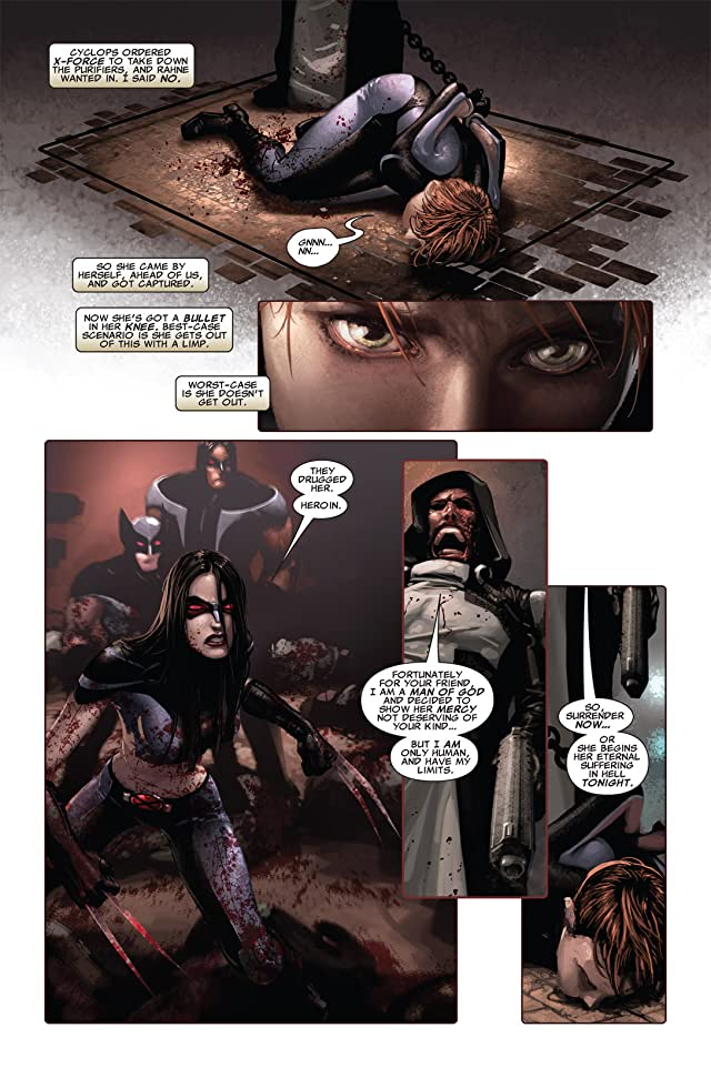 click for super-sized previews of X-Force (2008-2012) #2