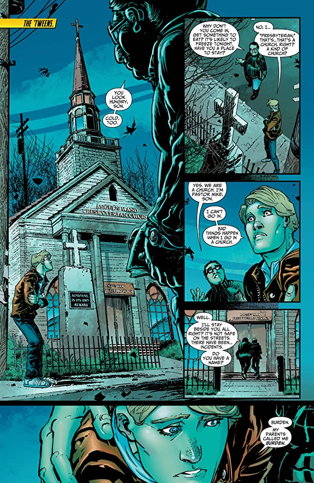 click for super-sized previews of The Movement #1