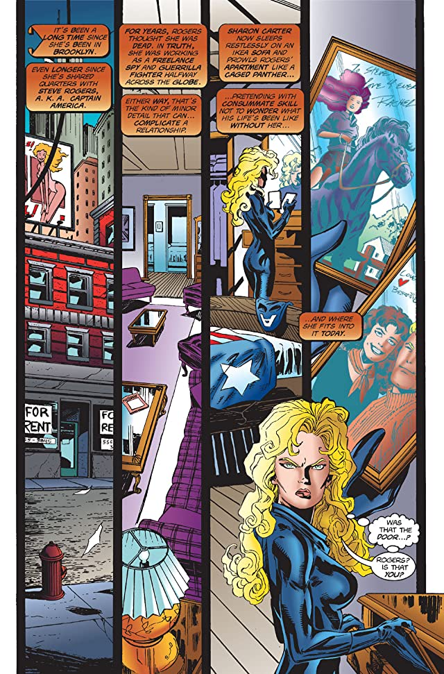 click for super-sized previews of Captain America (1968-1996) #450