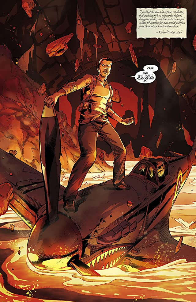 click for super-sized previews of Uncharted #1