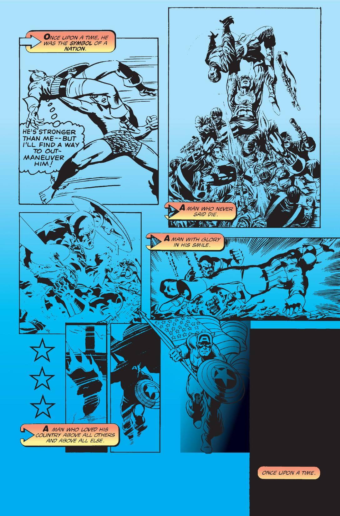 Captain America (1968-1996) #451