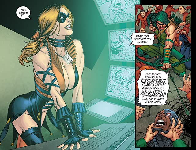 click for super-sized previews of Injustice: Gods Among Us (2013) #16