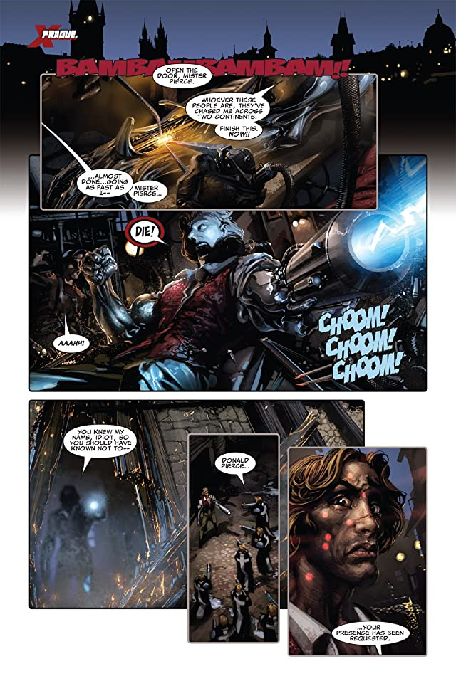 click for super-sized previews of X-Force (2008-2012) #3